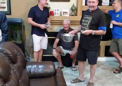 September 2016 Cigar Social