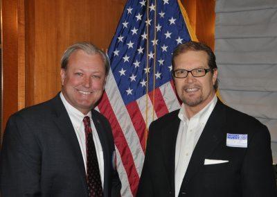 Retired FBI Speaker Scott Hunter & Ed Muchmore